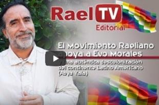 Apoyo Evo Morales
